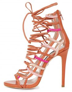 Turlington lace up sandal by Ruthie Davis, $750