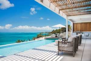 Beach Enclave, which launched in 2014, celebrated the welcoming of its first villa residents this winter.