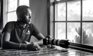 Photographer Renau Destine